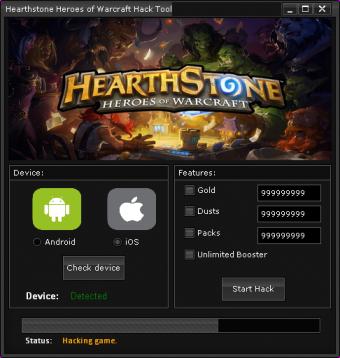 HearthStone Hack